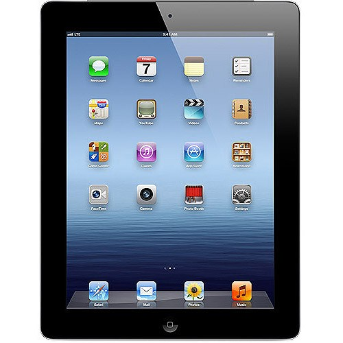 "APPLE Ipad 32GB ( Wi-Fi + Celular) A6X, 2 camaras , 4G LTE, LED 9.7"" IPS Retina, IOS 6"
