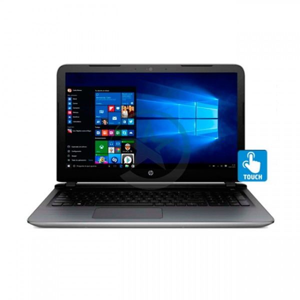 "Laptop HP Pavilion TouchSmart 15T-AB200 Intel Core i7-6500U 2.5 GHz, RAM 12GB, HDD 1TB , DVD, 15.6"" Full HD Touch, Windows 10"
