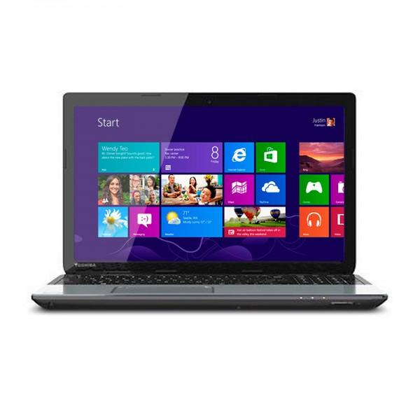 "Laptop Toshiba Satellite S55-A5139, Intel Core i7-4700MQ 2.4GHz,RAM 8GB, HDD 1TB, DVD, 15.6""HD , Win 8"