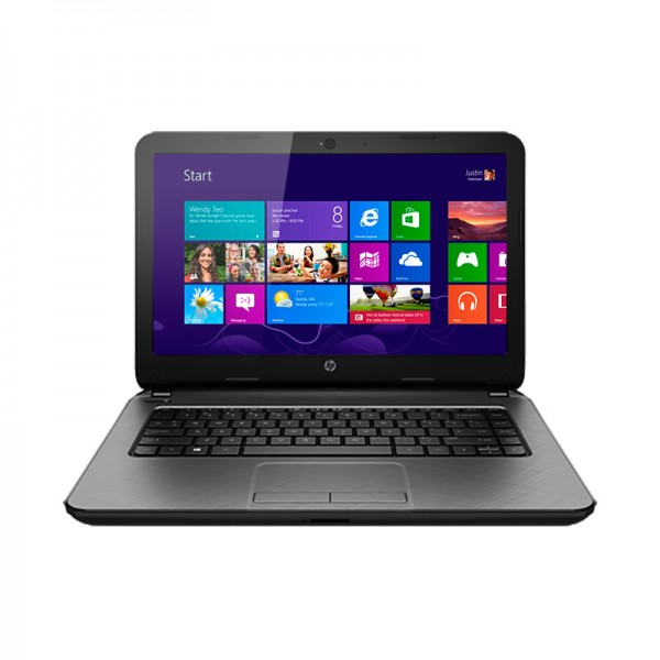 "Laptop HP 14-R011LA Intel Core i5-4210U 1.7 GHz, RAM 8GB, HDD 750GB, DVD, 14"" HD , Win 8.1"