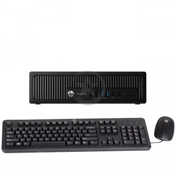 HP EliteDesk 800 G1 Ultra-slim PC, Core i5-4690S 3.2GHz, RAM 8 GB, HDD 500GB, DVD , Windows 8.1 Pro