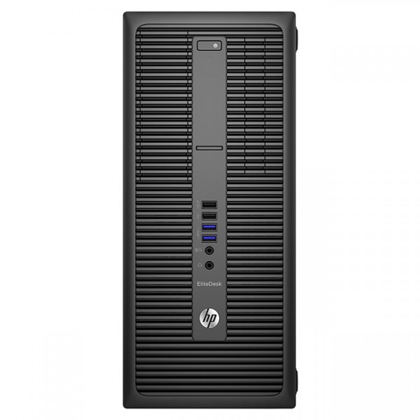 CPU HP EliteDesk 800 G2 Torre, Core i7-6700 3.4GHz, RAM 16 GB DDR4, HDD 1TB+SSD 128GB, Video 2GB ddr5 AMD R350, DVD, Windows 10 Pro