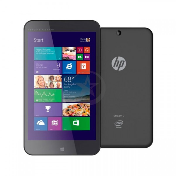 "Tablet HP Stream 7, Intel Atom Z3735G 1,8 GHz, 32 GB, RAM 1 GB, 7"" IPS, Doble camara, Windows 8.1"