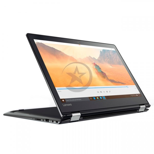 "Laptop convertible Lenovo Flex 4 Core i7-6500U 2.50GHz, RAM 16GB, SSD 256GB, Video 2GB AMD R7 M460 2GB, 15.6"" Full HD Touch, Windows eng"