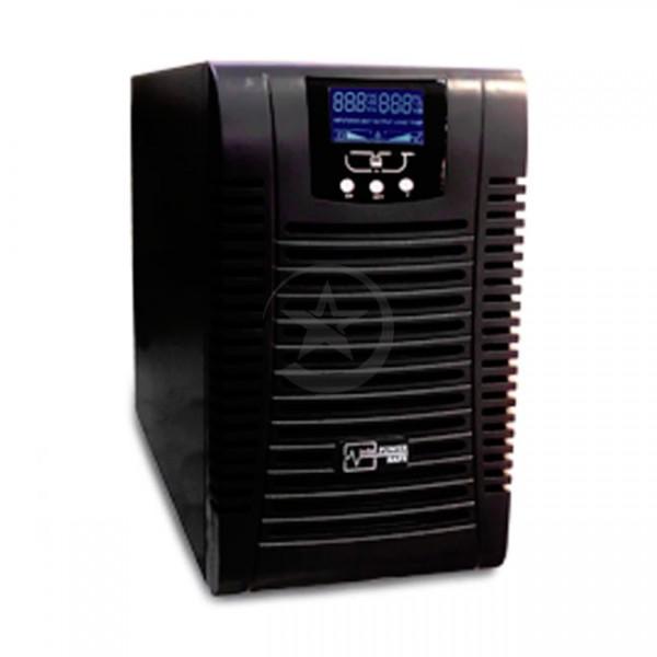 UPS ELISE IEDA 1000VA, 800W, 220V, DB-9 RS-232/USB