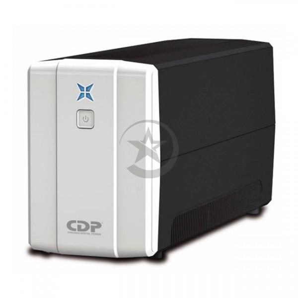 UPS CDP con Regulador R-UPR 1008 1000va 410w 8 Salidas