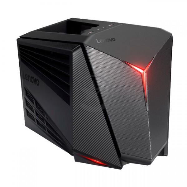"PC Lenovo IdeaCentre Y710 Cube-15ISH ""Signature Edition Gaming"" Intel Core i7-6700 3.4GHz, RAM 16GB, HDD 2TB + SSD 256GB, Video 8GB Nvidia GTX-1070, Win 10"