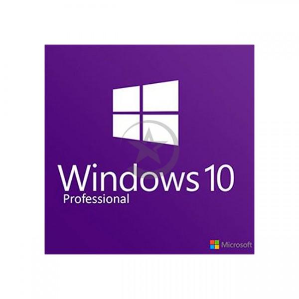 Sistema Operativo Microsoft Windows 10 Pro 64 bits, Español