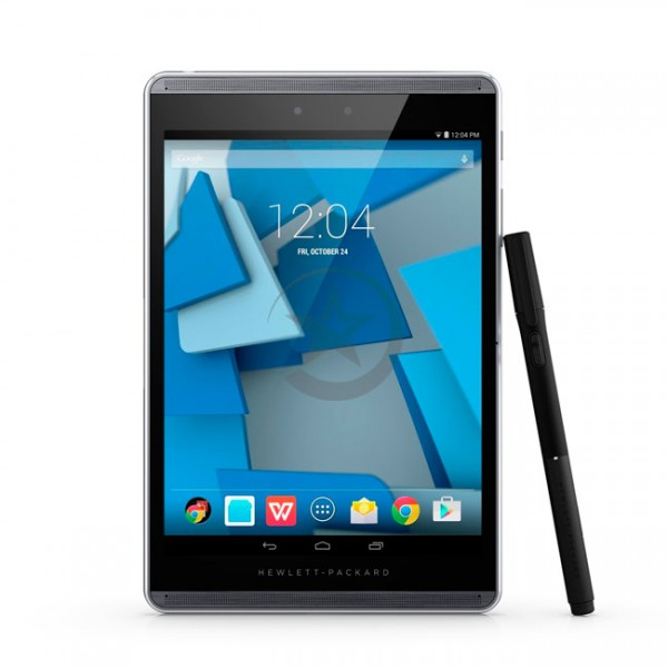 "Tablet HP Pro Slate 8 ,Qualcomm Snapdragon 800, Quad Core , 16GB, Multi Touch 7.8"", Android 4.4"