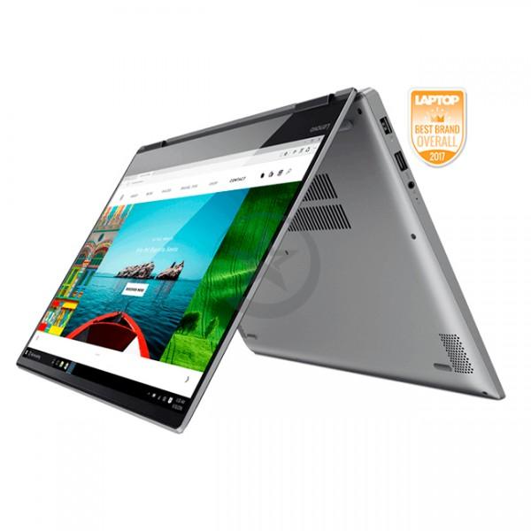 "Convertible Lenovo Yoga 720-15IKB 2-en-1, Intel Core i7 7700HQ 2.8GHz, RAM 8 GB, SSD 256GB, LED 15.6"" TouchScreen, Windows 10"