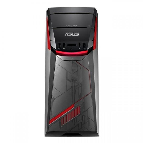 PC Gaming Asus G11CD-DS71 Torre, Intel Core i7-7700 3.6GHz, RAM 16GB, HDD 1TB+SSD 180GB, Video 2GB Nvidia GTX 1050, WiFI, DVD, Windows 10