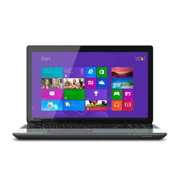 "Laptop Toshiba Satellite S55T-B5360 Intel Core i7 4710HQ 2.5GHz,RAM 16GB, HDD 1TB ,Video 2 GB ddr5, DVD, 15.6"" Full HD Touch, Win 8.1"