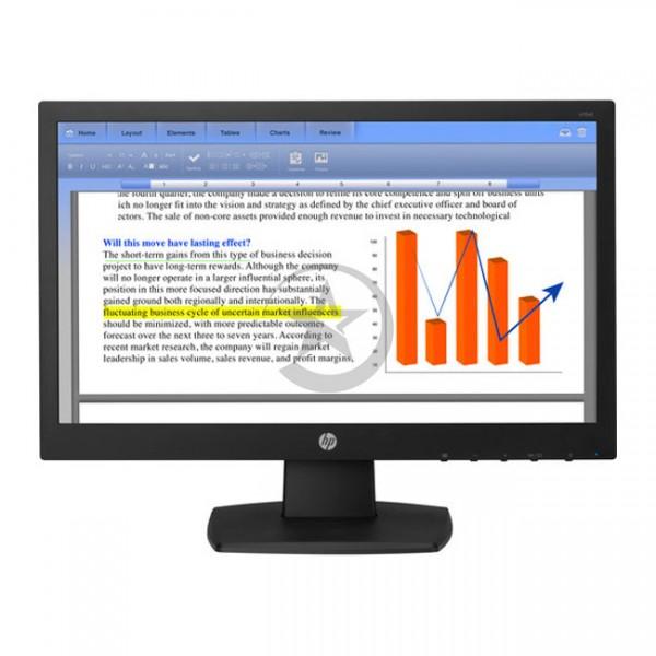 """Monitor HP V194, LED 18.5"""" HD, VGA"""