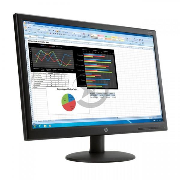 """Monitor HP V241P - 23.6"""" - 1920 x 1080 - VGA"""