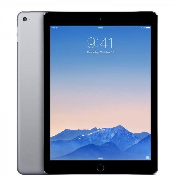 "APPLE Ipad Air 2 128GB ( Wi-Fi + Celular) A8X- M8, 2 camaras 8PM, 4G, LED 9.7"" IPS Retina, IOS 8"