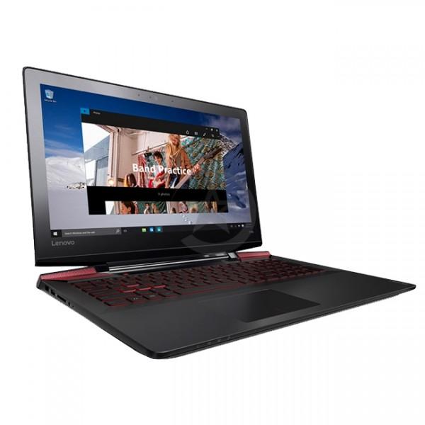 "Laptop Lenovo IdeaPad Y700 Intel Core i7-6700HQ 2.6GHz, RAM 16GB, HDD 1TB+SSD 128GB, Video 4GB GTX 960M, Blu-Ray, LED 17.3"" Full HD, Windows 10"