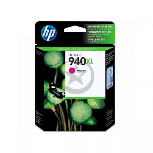 Cartucho original de tinta Magenta de alto rendimiento HP 940XL (C4908AL)