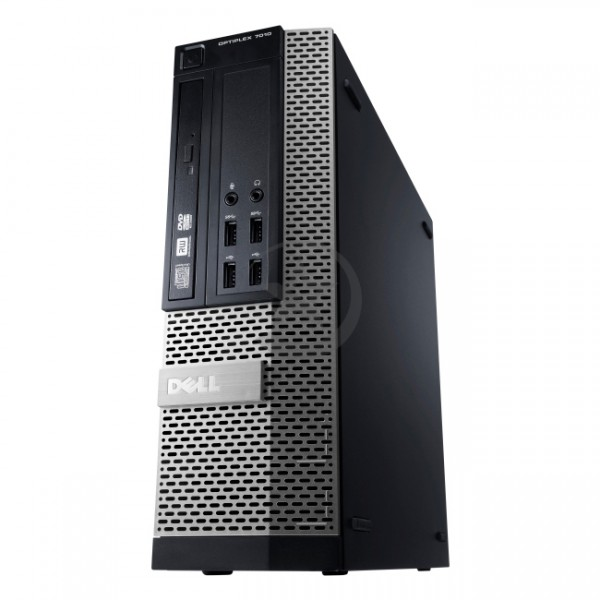 CPU Dell OptiPlex 7010 Intel Core i3 3220 3.3GHz, RAM 4GB, HDD 500GB, DVD, Win 7 Pro / Win 10 Pro