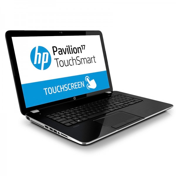 "Laptop HP Pavilion TouchSmart 17T-F100-Y2Z7  Intel Core i7-4510U 2.0 GHz, RAM 12GB, HDD 1TB, Video 2GB, DVD, 17.3"" Full HD Touch , Windows 8.1"