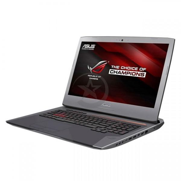"""Laptop Asus ROG G752VY-Q72-SX  Intel Core i7 6700HQ  2.6GHz, RAM 32GB, HDD 1TB+SSD 256GB, Video 8 GB GTX 980M, Blu-Ray(BD-Re), LED 17.3"""" Full HD, Win 10"""