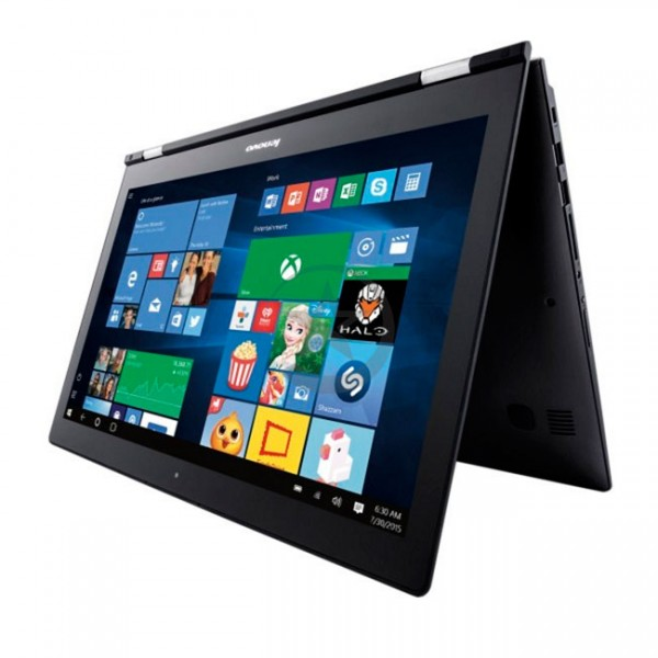 "Laptop convertible Lenovo Edge 2 Intel Core i7-6500U 2.5GHz, RAM 8 GB, HDD 1TB, LED 15.6"" Full-HD Touch, Win 10"