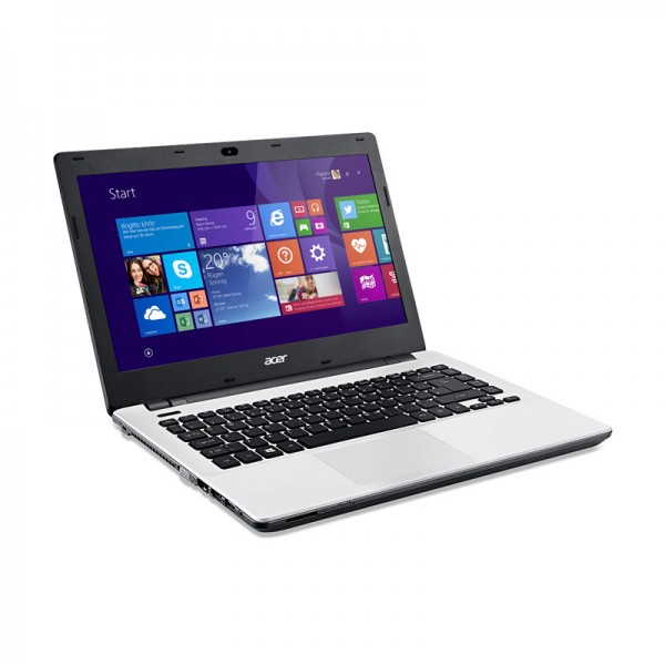 Laptop Acer Aspire  E5-411-C1H9, Intel Celeron N2920 1.8GHz, RAM 4Gb, HDD 500Gb, DVD, LED 14'' HD , Windows 8.1