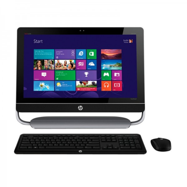 PC Todo en Uno HP ENVY TouchSmart 23-d015la Core i5 3330S 2.7GHz