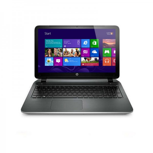 "Laptop HP Pavilion 15-P157CL TouchSmart, Intel Core i5-4210U 1.7GHz, RAM 6GB, HDD 750GB, DVD, 15.6"" HD Touch, Windows 8.1"