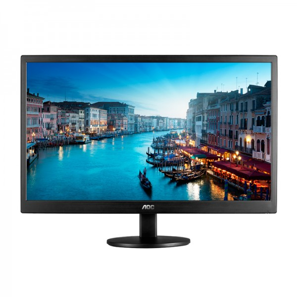 """Monitor LED AOC E2070SWN 19.5"""" HD"""