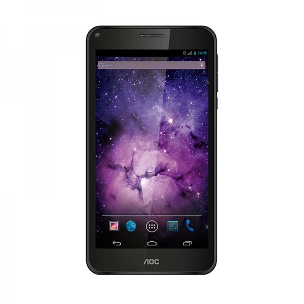 "Smartphone Phablet AOC M601, Almacenamiento 8GB, Touch 6"", 3G,  Android 4.4,desbloqueado."
