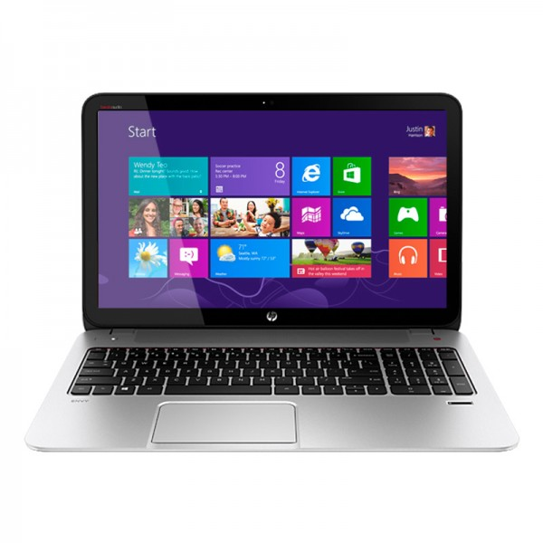 "Laptop HP ENVY TouchSmart 15T-J000-Y5WK Intel Core i7 4700MQ 2.4 GHz, RAM 12GB, HDD 1TB,LED 15.6"" Full-HD Touch, Win 8 Pro"
