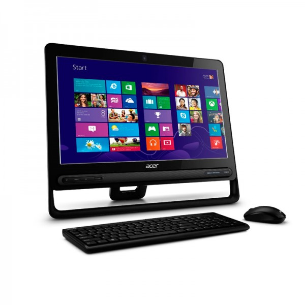 PC Todo en Uno Acer Aspire AZ3-605-UR21 Intel Dual Core 2127U 1.9GHz
