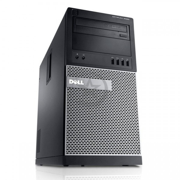 PC Dell OptiPlex 9020 Minitorre Intel Core i7 4790 3.6GHz, RAM 8GB, HDD 1TB , DVD, Win 8.1 Pro + Monitor DELL E1916HV