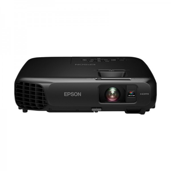 Proyector Epson PowerLite S18+ / Lumens 3000, SVGA 800x600 ,3LCD