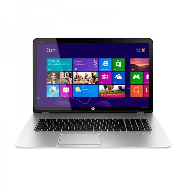 "Laptop HP ENVY TouchSmart 17T-J100-Y5RX Intel Core i7 4700MQ 2.4GHz, RAM 16GB, Video nVidia 2GB, DVD, LED 17.3"" Full HD, Win 8.1 Pro."