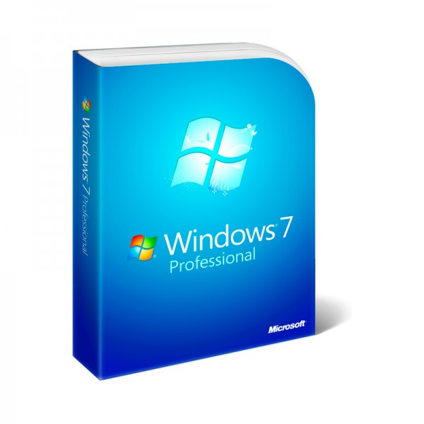 Sistema Operativo Microsoft Windows 7 Professional 64 bits, Español