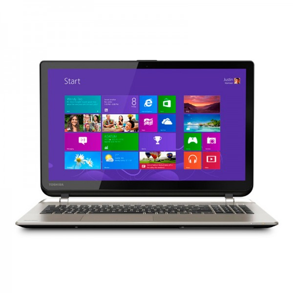 "Laptop Toshiba Satellite S55-B5202SL Intel Core i5-4210U 1.7 GHz, RAM 8GB, HDD 1TB, Video 2GB, LED 15.6"" HD, Win 8.1"