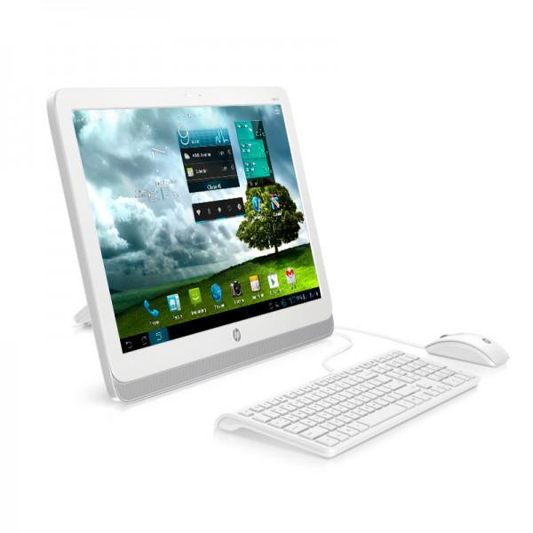 PC Todo en Uno HP Slate 21-K100, NVIDIA Tegra  Quad-Core T40S 1,6 GHz