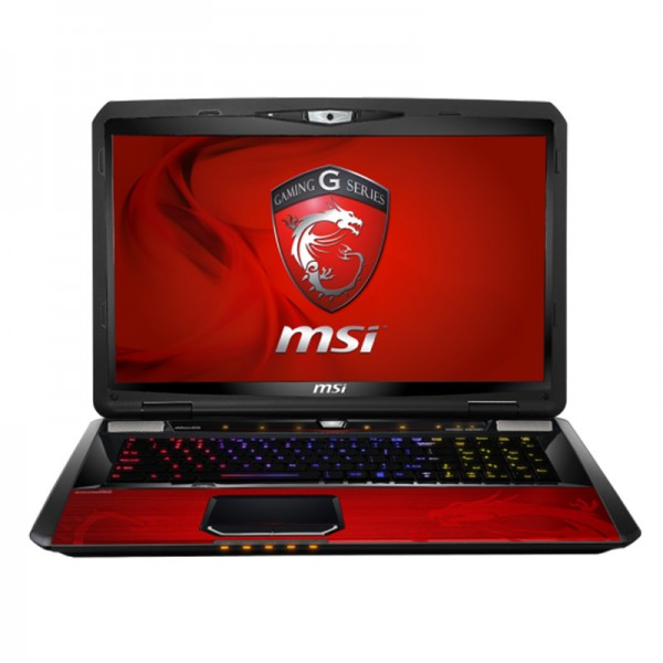 Laptop MSI GT70 -Dragon Edition- 2OD Intel Core i7 4800MQ 2.7GHz