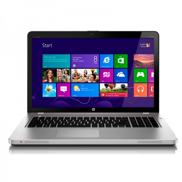 "Laptop HP Envy 17-J083 Core  i5-4200M 2.5GHz, RAM 12GB, DVD, Video 2GB nVidia, LED 17.3"" HD, WIN 8"