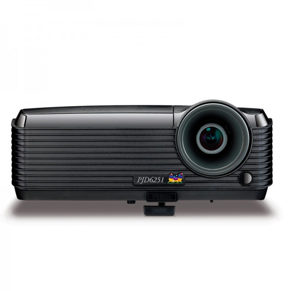 Proyector ViewSonic PJD6241 DLP, Lumens 3200, XGA 1024x768