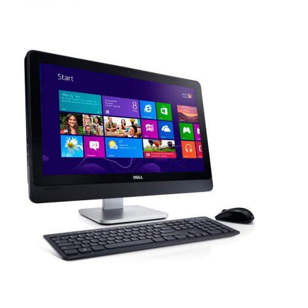 "PC Todo en Uno DELL XPS ONE 2710  Core i7 3770S 3.1 GHz, RAM 8GB, HDD 2TB, Video 2GB, DVD, LED 27"" Retina QHD, Win 8"