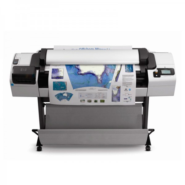 Plotter HP DesignJet T2300 eMFP (CN727A)