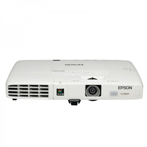 Proyector Epson PowerLite 1771w, Ultra delgado, 3000 Lúmenes, USB, WiFi