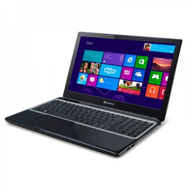 "Laptop Acer Gateway NE-52219U AMD Quad-Core A4-5000 1.5GHz,RAM 8GB,HDD 1TB,DVD,15.6""HD,Win 8.1"