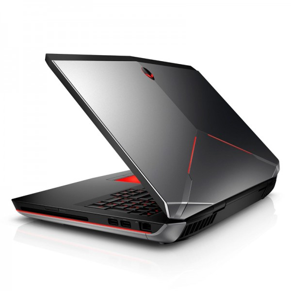 "Laptop Dell Alienware 17 Intel Core i7-4710MQ 2.5GHz, RAM 16GB, HDD 1TB+SSD 80GB, Video 4GB R9-M290X, DVD, 17.3""Full HD,Win 8.1"