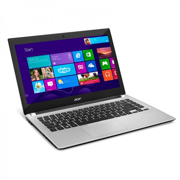 Laptop Acer Aspire E5-471-33SZ Intel Core i3-4005U 1.7 GHz, RAM 4GB, HDD 500GB, DVD , LED 14.0'' HD, Windows 8.1 SP
