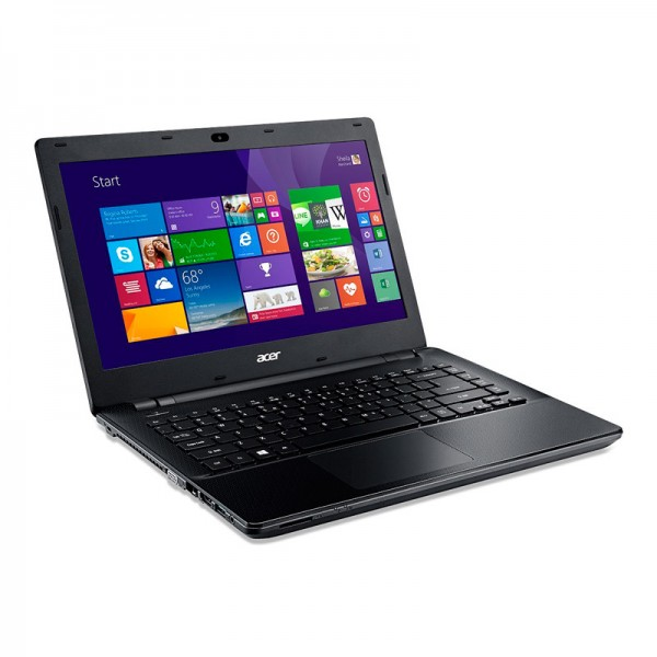 Laptop Acer Aspire E5-471-31ES Intel Core i3-4005U 1.7 GHz, RAM 4GB, HDD 1TB, DVD, LED 14.0'' HD, Windows 8.1 SP Negro