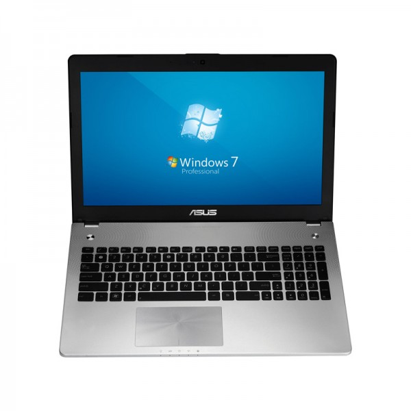 "Laptop Asus N56VZ-S4033X Core i7-3610QM 2.3GHz, RAM 8GB, HDD 750GB, Blu-ray, Video 2GB , LED 15.6"" Full HD, Windows 7 Pro"