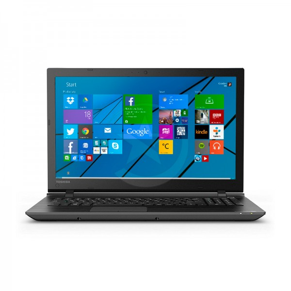 "Laptop Toshiba Satellite C55-C5206S Intel Core i3-4005U 1.70GHz, RAM 4GB, HDD 500GB, DVD, 15.6"" HD, Windows 8.1"